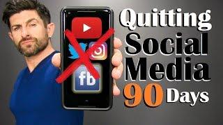 10 SURPRISING Things Happened when I QUIT Social Media
