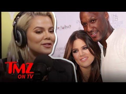 Khloe Kardashian Isn't Dating, But Open to Marriage Again | TMZ TV