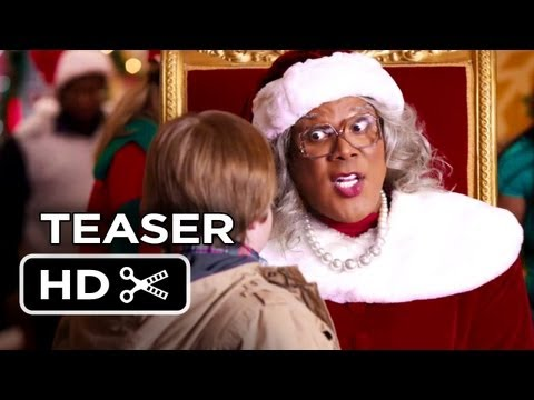 Tyler Perry's A Madea Christmas Official Teaser Trailer #1 (2013) HD Mp3