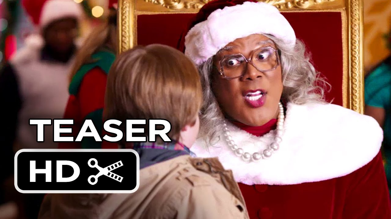 Madea Christmas.Tyler Perry S A Madea Christmas Official Teaser Trailer 1 2013 Hd