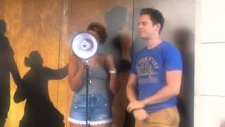 Hamilton Ham4ham 8/5/15 With Emmy Raver-lampman