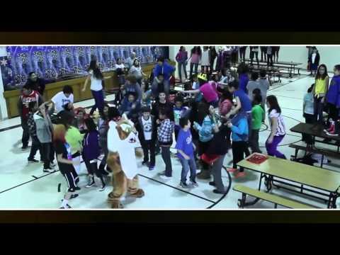 Todd County Middle School   Harlem Shake 6th Grade