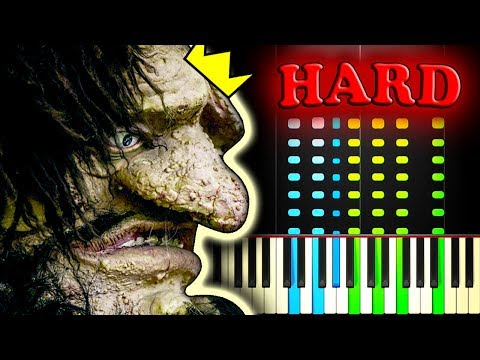 IN THE HALL OF THE MOUNTAIN KING - Piano Tutorial