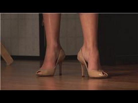 c808bbe4bd146b High Heels   Open Toe Stiletto High Heel Tips and Advice - YouTube