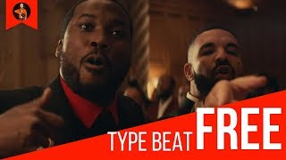 Drake ft Meek Mill Type Beat War TimeDark Rap Instrumental 2019 (FREE)