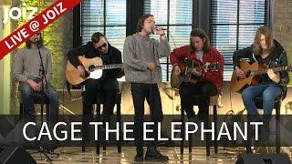 Cage The Elephant  - Trouble (live @ joiz)