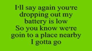 The Call - The Backstreet Boys with lyrics