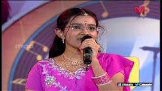 Gambar cover Super Singer 1 Episode 34 : Vaishnavi Krishna Performance ( Harini Medley )