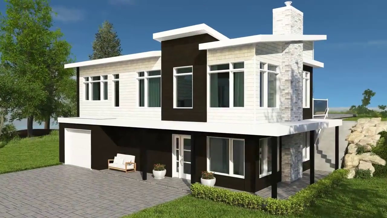 Best Multigenerational House Plan And Dual Living House Plan 3990 ByDrummond House Plans YouTube