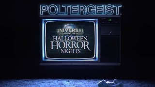 Poltergeist House Reveal | Halloween Horror Nights 2018