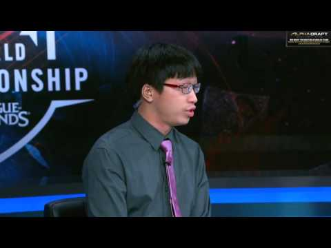 Tabe reveals Invictus Gamings secret weapon strategies on the desk before the games