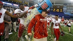 Relive NC State's victory in the Bitcoin Bowl
