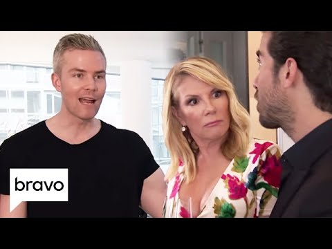 Ryan Learns Steve's Baby's Name & Selling Ramona Singer | Million Dollar Listing NY (S8 Ep14) PT.2