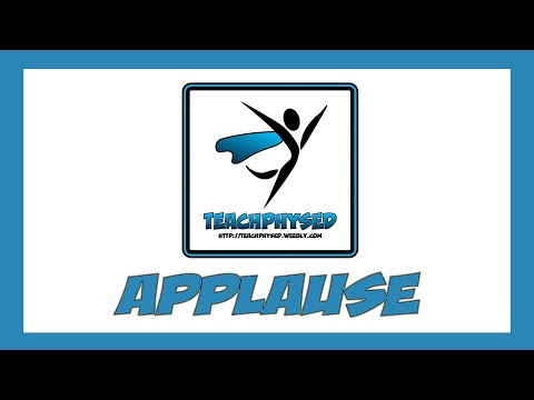 Let's Dance - Applause