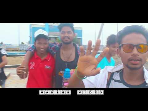 Making Of Bol Do Na Re Gori | Uranium Crew | New Nagpuri Dance Video 2018