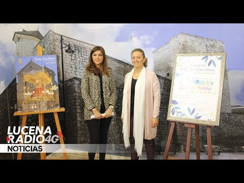 VÍDEO: Presentación del programa de las Fiestas Aracelitanas 2019