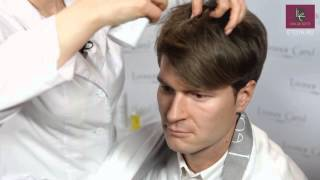 Уход за мужскими волосами, придающий силу и энергию от Leonor Greyl