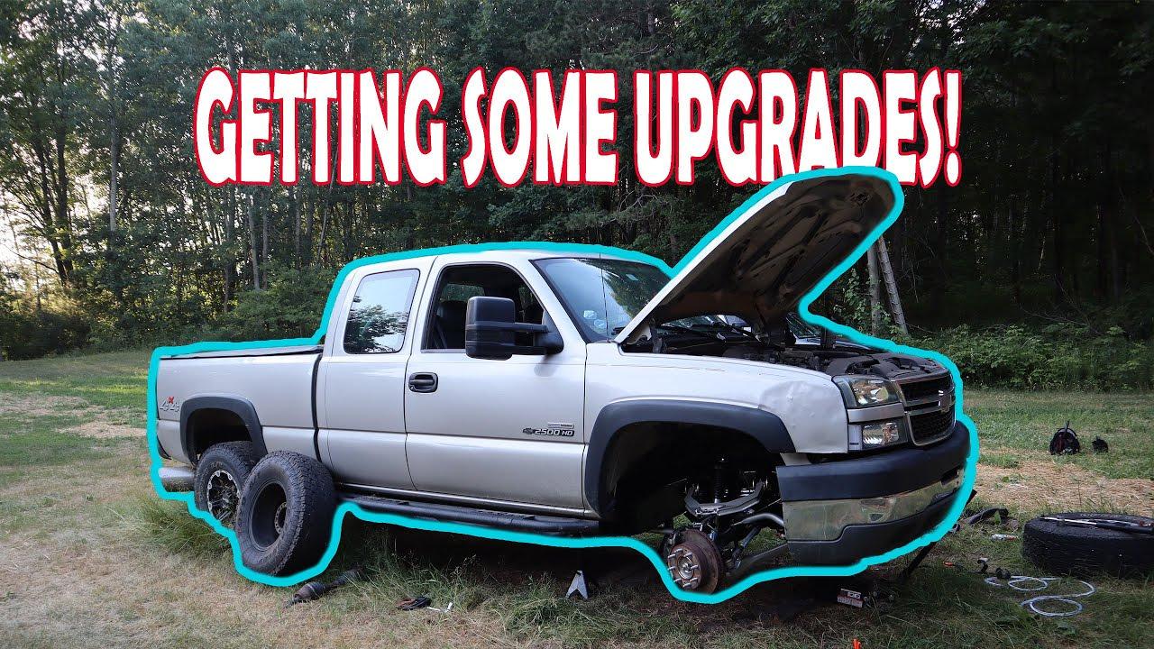 THE DURAMAX IS GETTING SOME UPGRADES!