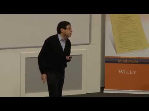 ECONOMIC JOURNAL LECTURE, Philippe Aghion: Innovation, Income Inequality and Social Mobility