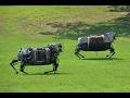Робот Boston Dynamics спасатель Озвучка много мата mp3