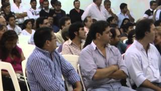 Video: Rodolfo Urtubey con dirigentes en ANTA