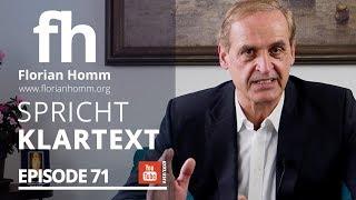 Nervosität der Aktienmärkte - Ein reiner Flash Crash? | Florian Homm #71