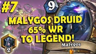 Malygos Druid vs Spell Hunter #7