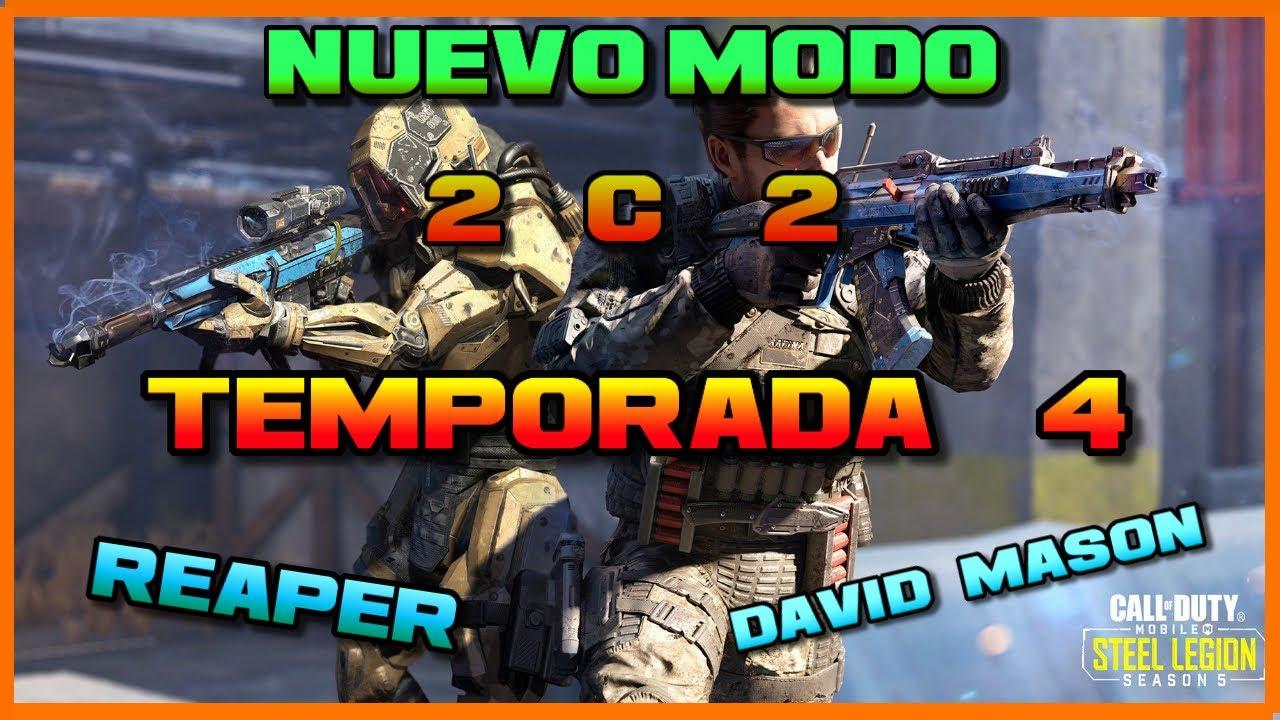 Nuevo Modo De Call Of Duty Mobile 2 C 2 Memes 2020 Youtube