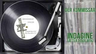 Der Kommissar - Indagine (After Hour Mix)