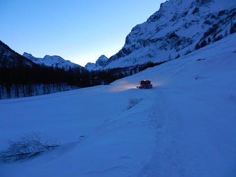 Camminata sulla neve. foppolo (bg) - terrazza salomon. 8 gennaio 2016