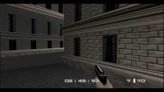 GoldenEye 007 N64 - Streets - 00 Agent