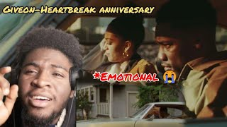 African Reacts To - Giveon - Heartbreak Anniversary [REACTION VIDEO] *Emotional R&B capsules