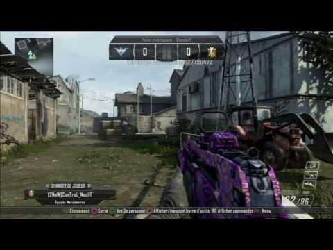 Match de Team Decerto | Black Ops 2 | ConTroL vs Playerz | HD