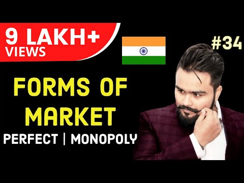 Class 12 microeconomics(forms of market) economics on your tips video 34