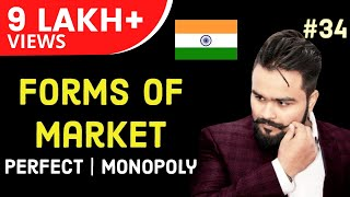 34 Forms of market Perfect competition monopoly competition Class 11 Class 12