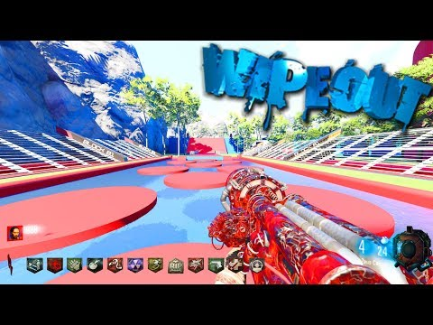 man plays wipeout zombies & questions his existence.