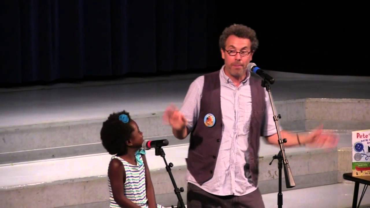 Eric Litwin, Sing a Nutty Song - YouTube