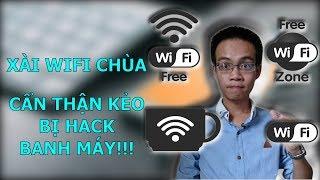 2 điều bạn cần biết trước khi xài wifi miễn phí nơi công cộng 😰 - ST TECH