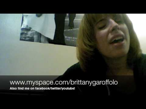 Brittany Garoffolo: Amazing Grace (My Chains Are G...