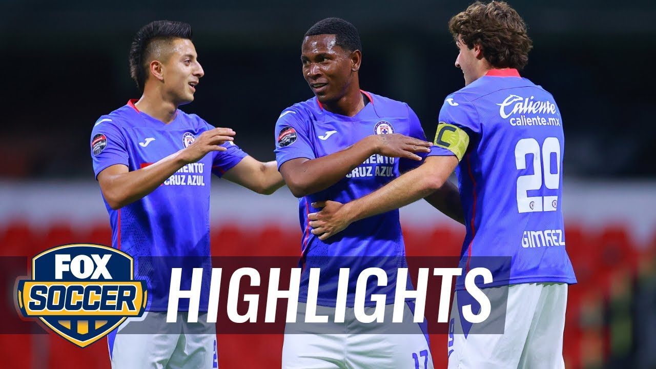 Cruz Azul pummels Arcahaie, 8-0, goes to CONCACAF Champions League quarters | FOX SOCCER HIGHLIGHTS