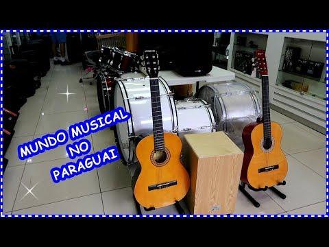 Mundo Musical no Paraguai