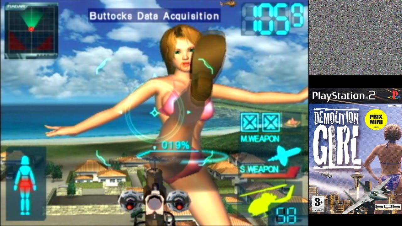 adb971afddb8 Encyclopedia Bombastica (bootleg edition)  Demolition Girl (PS2) - YouTube