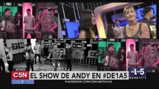 El Show De Andy ? De1A5 C5N ? 3-6-2016