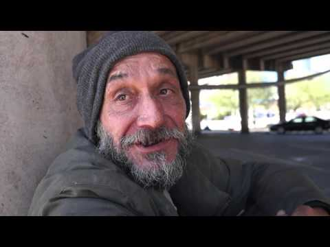 Homeless in Austin TX interviews take 1