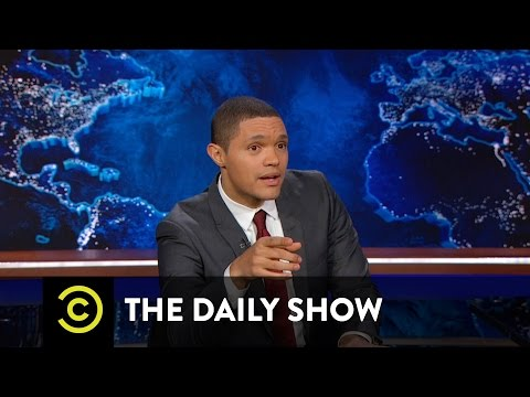 Between the Scenes - Trinidadian Accent: The Daily Show