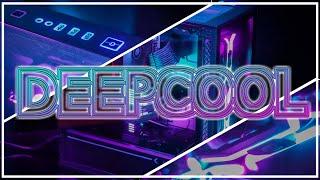 Deepcool固め!超かっこいい近未来チックPC【商品紹介】