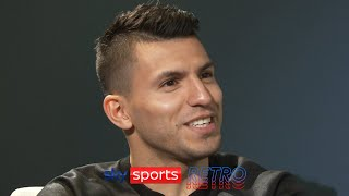 """You don't know who that is?"" - When Sergio Aguero first met Lionel Messi"