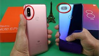 Xiaomi Mi 8 Lite Vs Note 6 Pro | تشتري مين فيهم ؟