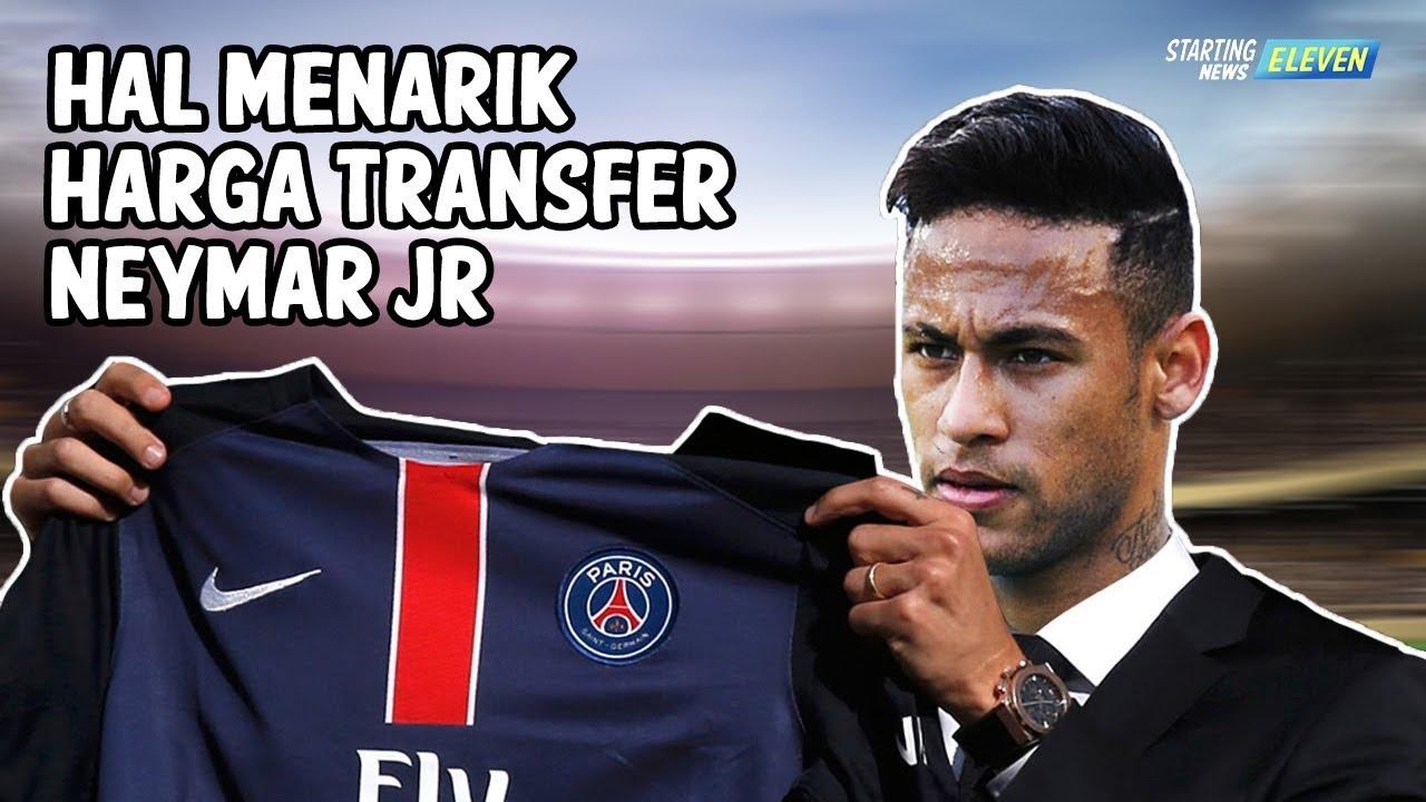 Hal Menarik Harga Transfer Neymar Dari Barcelona Ke Psg Berita