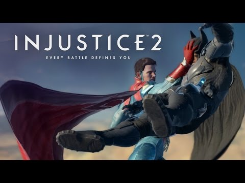 Injustice 2 - Gameplay Reveal Trailer